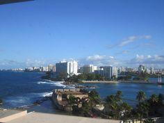 Puerto Rico #atlanticocean
