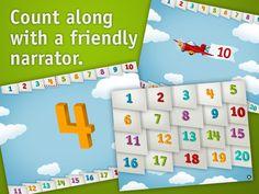 Tallytots!  Great preschool-K App!