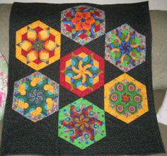 Quilt by Yvonne
