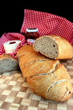 Quick and simple Swiss Dark Bread