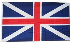 British Flag 3'x5' NEW Polyester 3x5 ft UK Union Jack by Flagline. $4.53. Polyester Fabric. 3' x 5' Flag. This 3ft x 5ft United Kingdom Flag is a printed flag that is made of a good quality polyester. It has been finished with a strong header with brass grommets and it is okay for indoor or outdoor use. At great prices like these you won't want to pass it up.