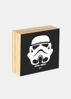 Box ilustrado - Stormtrooper