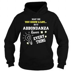cool ABBONDANZA Tee shirts, It's an ABBONDANZA thing, you wouldn't understand