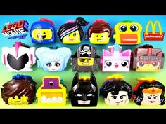 Pokemon Happy Meal, Lego Batman The Videogame, Lego Mcdonalds, Shopkins Cutie Cars, Kids Go Free, Happy Meal Box, Ty Plush, Disney Frozen 2, Lego Movie 2