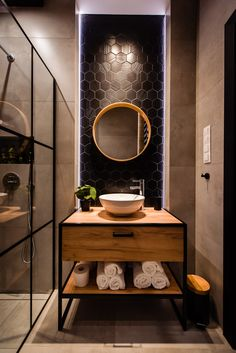Best Bathroom Designs, Bathroom Design Small, Bathroom Interior Design, Interior Decorating, Industrial Bathroom Design, Bathroom Design Inspiration, Bad Inspiration, Design Ideas, Minimalist House Design