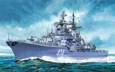 Destructeur de l'Immaculée, la marine russe, la force aérienne soutien hélicoptère ka-27