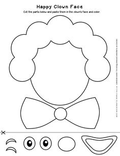 Celebrate Carnival with high quality coloring pages and Worksheets that kids will love! Choose your favorites for your class! Suitable for Elementary School. Carnival Theme Crafts, Carnival Activities, Carnival Games For Kids, Craft Activities, Preschool Crafts, Crafts For Kids, Educational Activities, Indoor Activities, Summer Activities