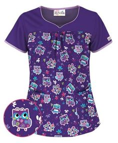 Cute print! I like the style even more!