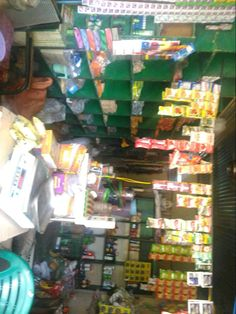 our shop in native.☺