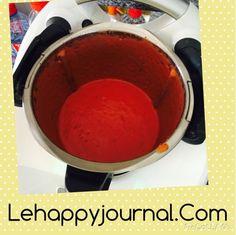 J'ai testé...le Gaspacho Tomates-Fraises (et ses Gambas !!)