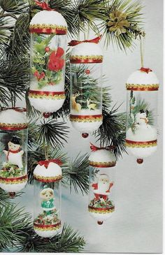 How To Reuse Plastic Bottles. Recycling And Decoration Crafts See How To Reuse Plastic Bottles. Recycling And Decoration Crafts Buzztmz Artesanato - Diy Crafts Christmas Ornament Crafts, Christmas Crafts For Kids, Diy Christmas Ornaments, Christmas Projects, Simple Christmas, Kids Christmas, Handmade Christmas, Diy Christmas Gifts, Holiday Crafts