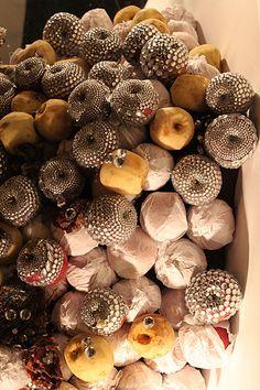 fruit jewels