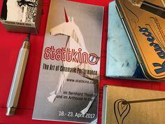 Stattkino Program 2017 • Design by L'ALTRO