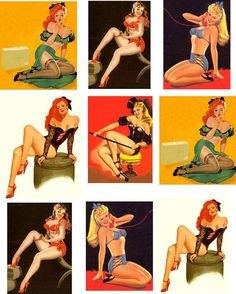 Pin up poses. so vintage!You can find Pin up poses and more on our website.Pin up poses. so vintage! Pin Up Vintage, Pin Up Girl Tattoo, Pin Up Tattoos, Pinup Art, Poses Pin Up, Pin Up Girls, Tatuagem Pin Up, Looks Rockabilly, Dibujos Pin Up