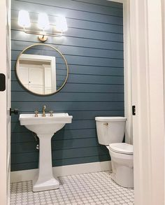 Plank wall stained in Minwax clic gray. This is an easy and ... on ceiling designs with paint, bathroom remodeling ideas with paint, bathroom makeover with paint,