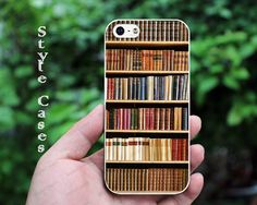 book shelf iphone 5s case iphone 5 accessories by StyleCases, $7.99  this is for S.P.  What do you think?