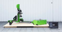 Grow: A portable, professional, expandable CNC router system. www.michaelwarrendesign.com/grow/Grow_CNC