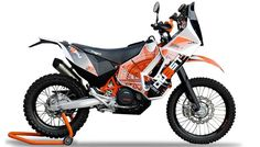 Allroad Motorcycle Touring KTM 690 Enduro R 2013 Quest TuneUp Kit from Basel
