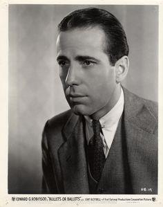 Bullets or Ballots - Humphry Bogart