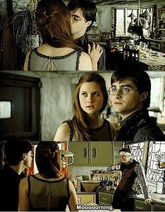The greatest moment in the Harry Potter movie