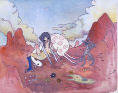 TOKYO GIRLS BRAVO - Exhibitions - Marianne Boesky Aya Takano