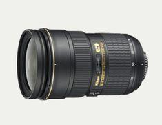 Nikon | Imaging Products | AF-S NIKKOR 24-70mm f/2.8G ED (2.9x)