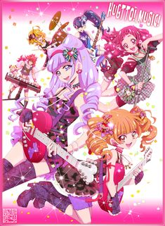 VK is the largest European social network with more than 100 million active users. Pretty Cure, Yugioh Yami, Glitter Force, Anime Shows, Magical Girl, Shoujo, Cute Art, Cool Girl, Anime Art