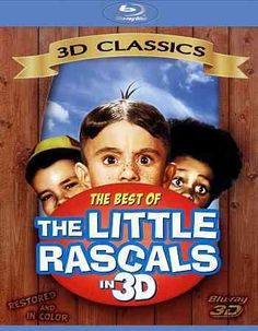 The Little Rascals: Best of Our Gang in 3D