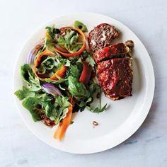 Cheesy Meat Loaf Minis | MyRecipes.com