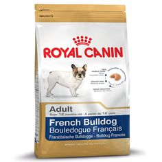 Animalerie  Royal Canin Breed French Bulldog Adult pour chien  2 x 9 kg