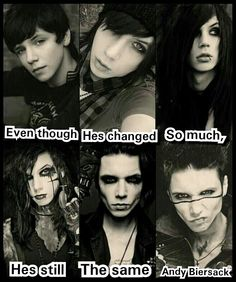 Andy biersack my saviour