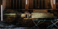 Siegfrieds Erben directed by Roger Vontobel. Nibelungen Festspiele, Worms, Germany, 2018. Set design by Palle Steen Christensen Design Set, Theatre Design, Worms, Wrestling, Lucha Libre