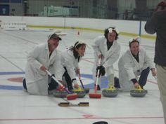 LCC curling team to benefit local fundraiser for the Howard Center www.LakeChamplainChocolates.com