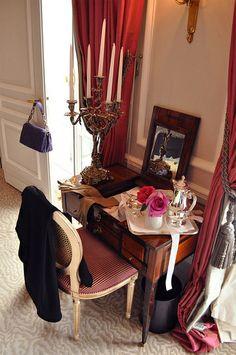 {décor inspiration | places : hôtel plaza athénée, paris} by {this is glamorous}, via Flickr