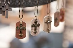 Custom Dog Tag Necklaces