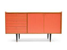 Vintage furniture : 1950's Cabinet