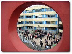 """Meine Mittelschule """"Archimede"""" In Bozen"""