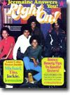 Right On Magazine Covers Jackson Five 1972