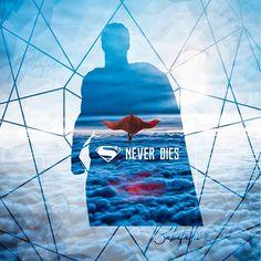 """𝙁𝙖𝙝𝙖𝙙 𝙍𝙖𝙣𝙖 🇵🇰 บน Instagram: """"There's a superhero inside all of us. We just need the courage to put on the cape !! #HopeNeverDies ! . . . #manofsteel #superman…"""" Superman Images, Man Of Steel, Cape, Batman, Superhero, Fictional Characters, Instagram, Mantle, Cabo"""