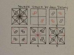 Zentangle Patterns | Via Libby Terrell