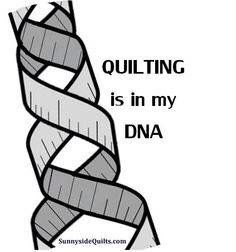 DNA quilting