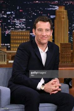 Clive owen jimmy fallon tonight show march 17 2016 copyright getty.images