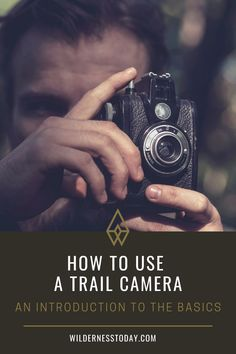 It's vital that you know how to use your trail cameras properly. Check out this introduction to the basic of using a trail camera.