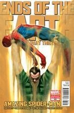 "First Look At AMAZING SPIDER-MAN #684; ""Ends Of The Earth"""