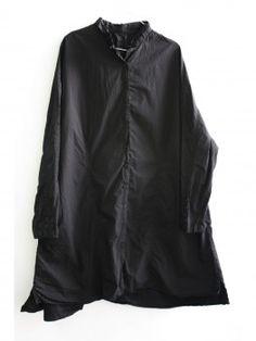 Pal Offner Oversized Shirt - Black