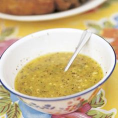 A staple of Cuban cuisine, this garlicky bitter-orange sauce is often used to flavor roast pork.