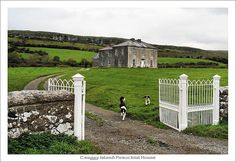 Father Ted's House (Craggy Island Parochial House) in Glenquin, County Clare, Ireland (secret place: 53° 00′ 37.87″ N, 9° 01′ 56.01″ W)
