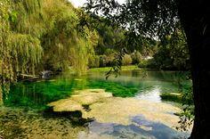 Il Lago di Posta Fibreno   Valle del Liri   Lazio
