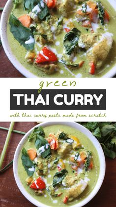 Thai Green Curry Paste, Green Curry Chicken, Green Thai, Thai Kitchen Green Curry Paste Recipe, Green Curry Recipes Vegetarian, Thai Curry Recipes, Best Chicken Recipes, Veg Recipes, Summer Recipes