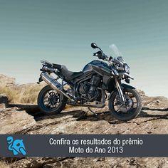 Saiba quais foram as motocicletas que receberam o prêmio Moto do Ano durante o São Duas Rodas 2013. Veja na matéria: http://www.consorciodemotos.com.br/noticias/confira-os-resultados-do-premio-moto-do-ano-2013?idcampanha=288&utm_source=Pinterest&utm_medium=Perfil&utm_campaign=redessociais